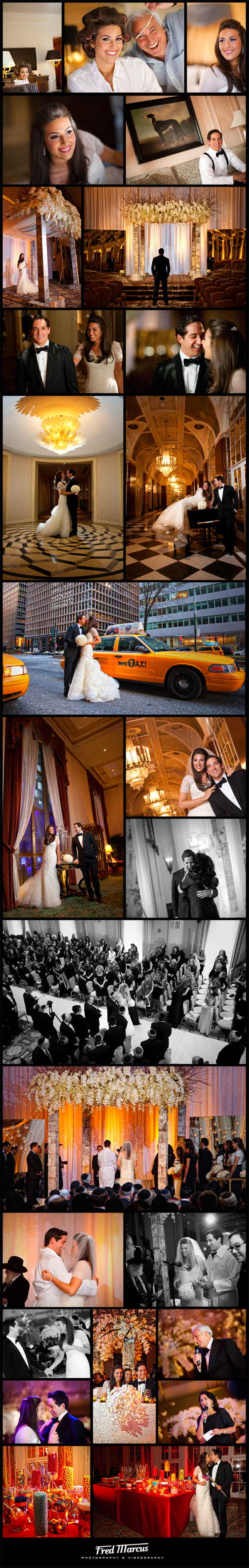 A Beautiful Wedding at the Waldorf Astoria
