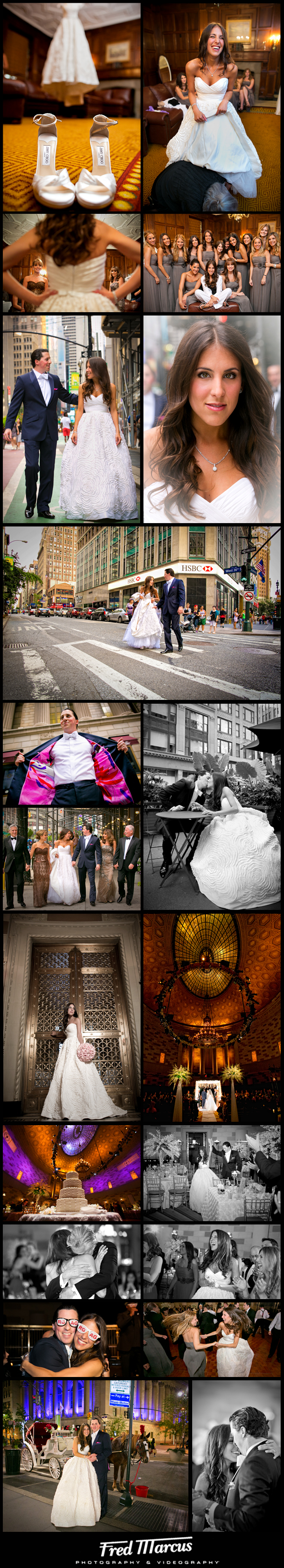 A Gorgeous New York Wedding at Gotham Hall