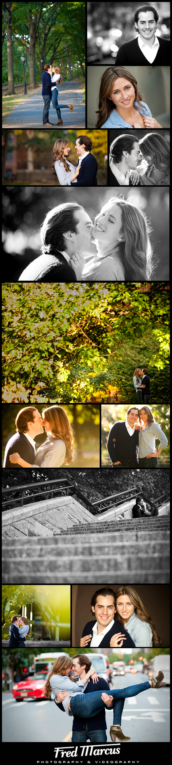 A Very Special Engagement Shoot