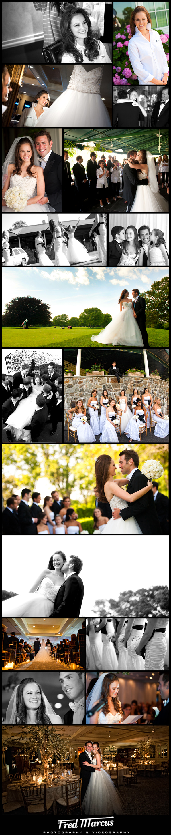 A Wedding at Fresh Meadow Country Club